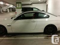Make BMW Model 328i Year 2009 Colour White kms 101000