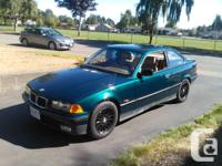 1997 BMW 328iS available. Car is in wonderful disorder