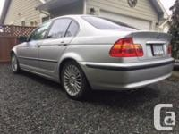 Make BMW Model 330 Colour Silver Trans Automatic It�s a