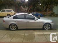BMW 335I Sedan 2007 Low Mileage One owner & Non Smoker