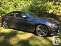 Make BMW Model 4 Series Year 2014 Colour Grey kms