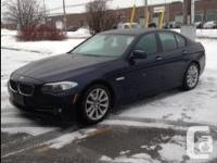 Make BMW Model 528 Year 2011 Colour Imperial Blue kms