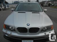 Make BMW Model X5 Year 2002 Colour SILVER kms 210000
