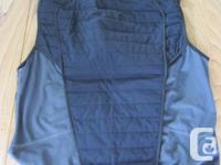 BMW Cool Down Vest - Men's Size Large I bought this new