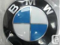 Brand-new unopened in box, will match all BMW models