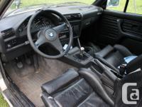 Make BMW Model 325i Year 1988 Colour Bronzit Beige