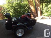 BMW R1150RT with DMC Sidecar DMC Sidecar M72D Sidecar for sale  British Columbia