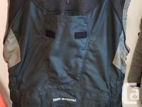 BMW Rallye 3 Motorcycle jacket Euro size 66. Purchased