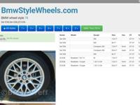 BMW Style 78 alloy rims for trade from E46 BMW M3 8 for sale  British Columbia