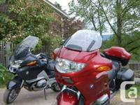 Garage kept, good condition 2002 RT 1150, 54,000km,