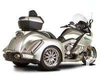 BMW Trike Conversions BC Canada. We build BMW R1150RT