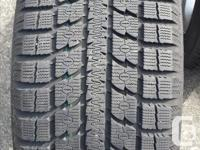"I am selling my BMW X5 OEM 19"" Rims with Mud & Snow"