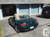 Make BMW Year 1998 Colour Green kms 147411 Trans