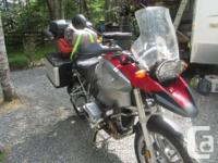 2006 R1200GS 52 000 KM This bike is in excelent