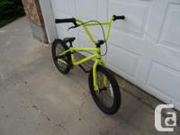 This is a GT Air BMX bike in very good shape - only a