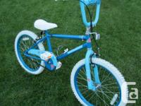 Classic Nabisco Oreo BMX from the mid 80's. This bike