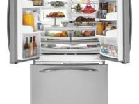 BNIB GE Profile 25cu.Ft Bottom-Mount,French Door