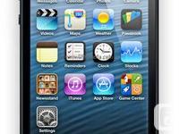 Brand New Sealed Fully Unlocked  16GB Black iPhone 5 on