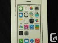 BNIB iPhone 5s 16gb unlocked gold  Gold- $860  Factory