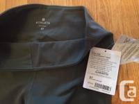 Brand new with tags Athleta high rise chaturanga tights