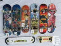 Board - Hobie da Cat - Hobie on skateboard. Price $30.