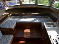 1976 Coronet 28 Ft. Seafarer Express Cruiser Built in