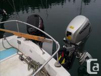 26 ft boat for sale! Includes 2 outboard motors first