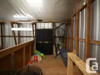 For Sale 50 x 20 Boathouse in a Prime Location In