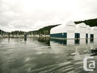 New listing, 120 foot private yacht enclosure. Boat