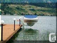 For Sale:   - Leisure Boat Lift (LBL) manufactured in