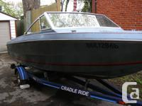 "1985 14' 7"" Panther Runabout for sale 50 HP Yamaha"