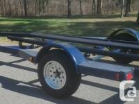 I bought this trailer last fall in Georgia for the