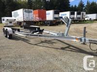 2012 Karavan I-Beam Aluminum Boat Trailer 7,000 lb,