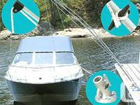 Boat Whips start with a solid Fiberglas rod and are