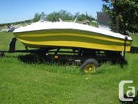 4 boats and trailers for sale all in excellent