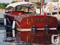 I am a professional wooden boat builder, since 1993,