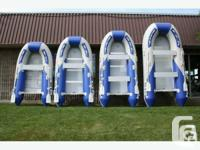 In Stock Now at Valley Motorsports! Inflatable boats