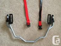 Hello,  I have a Britax adapter for BOB stroller. The