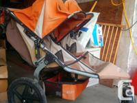 BOB stroller in good working condition. Structurally