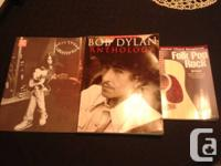 Songbooks for sale!  Bob Dylan's Anthology       -