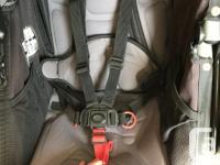 2013 BOB Revolution Duallie (double) stroller in