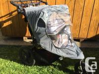This stroller was purchased new 1 year ago from MEC for