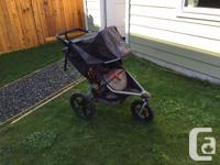 A great stroller for walking everywhere and in Victoria