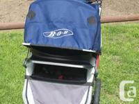 2009 BOB Revolution Jogging Stroller durable,
