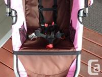 REDUCED TO $200 obo. Amazing bob revolution stroller in