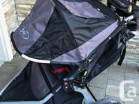 BOB Stroller is in mint condition. This stroller