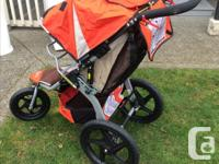 Gently used stroller in excellent condition. There are