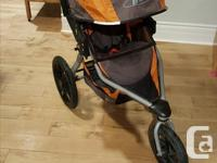 BOB Revolution stroller in excellent condition. Great