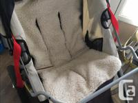2008 BOB Stroller, comes with: - drink/pouch for