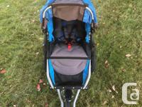 BOB Stroller SUS - With Weather shield. Very good